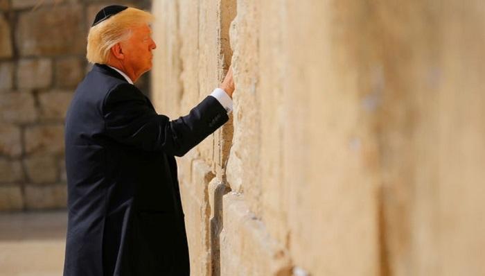 تانری یهودیلرین خلاص اوچون ترامپی گؤندردی - پومپئو