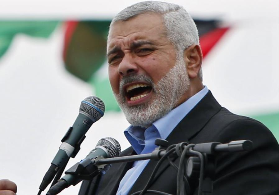 Haniye once again became the leader of Hamas
