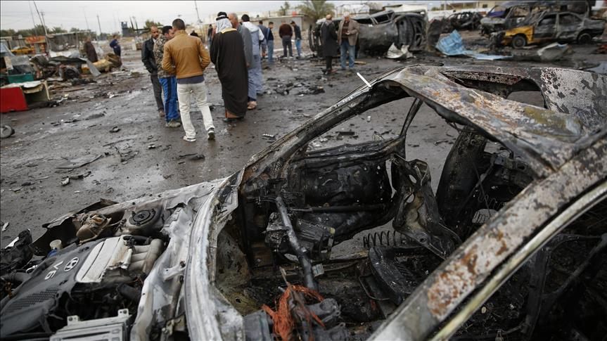 Car bomb kills 26 people in Afghanistan