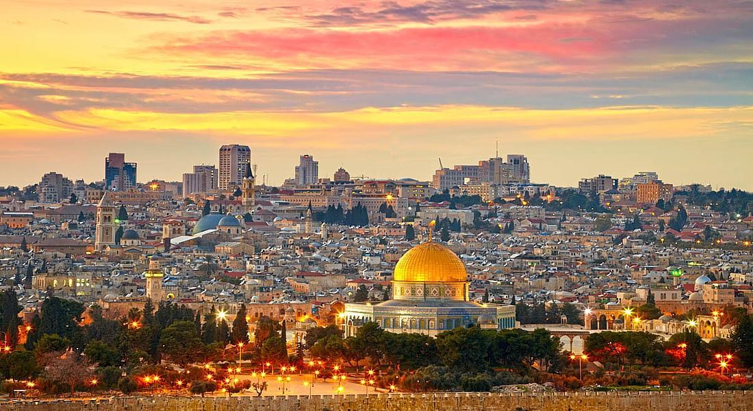 К 100-летию оккупации Иерусалима - Инфографика