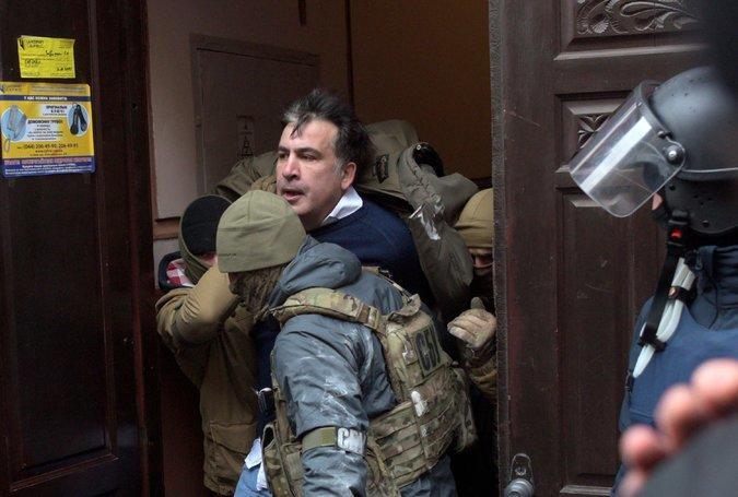 Супруга о самочувствии голодающего Саакашвили