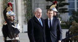 France won't change its stance on Iran - Macron