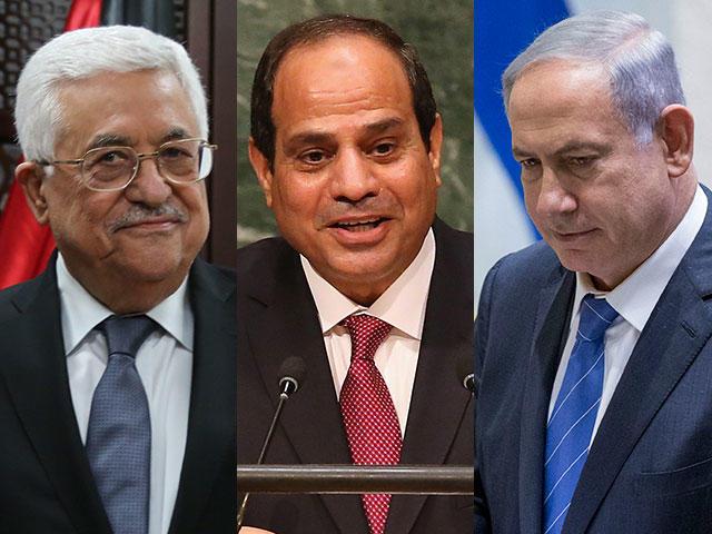 Ас-Сиси пригласил Аббаса в Каир из-за Иерусалима