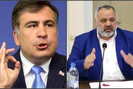 Sadıqovdan Saakaşviliyə: Rusiyanı və Putini... - Foto