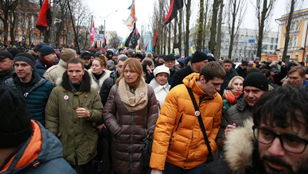 Жена переняла эстафету у Саакашвили