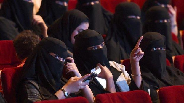 Саудовская Аравия вновь откроет кинотеатры