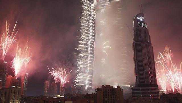 В Дубае отменили традиционный новогодний фейерверк
