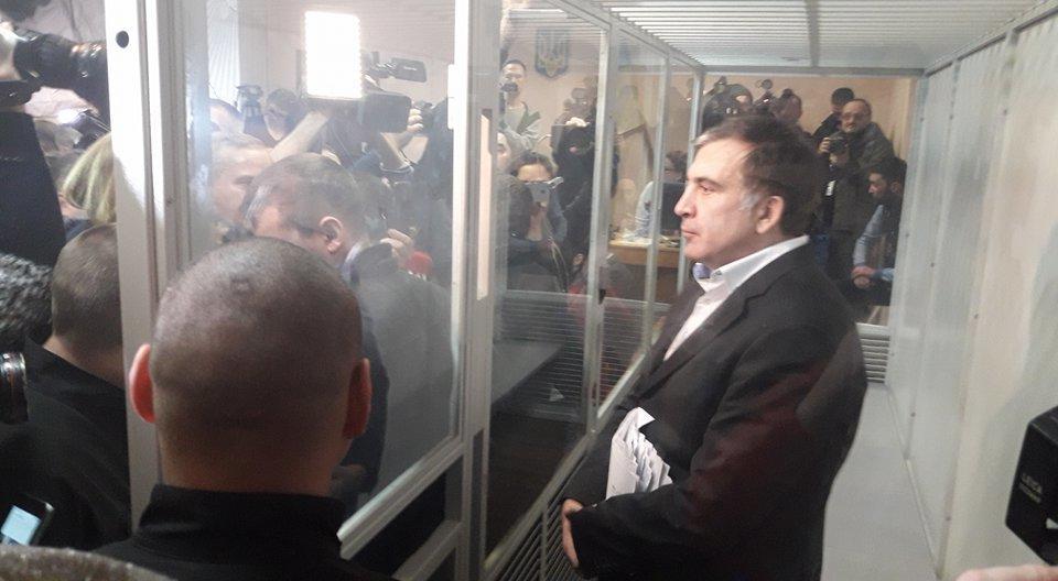 Saakaşviliyə 6 il həbs cəzası verildi - Təcili