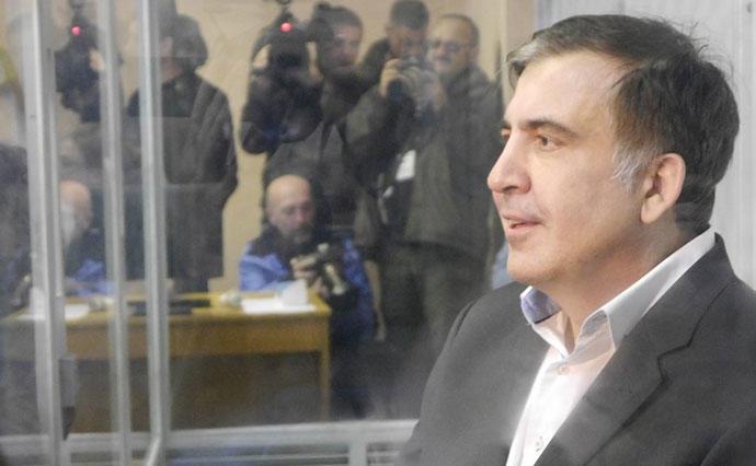 Дело против Саакашвили возобновили на Украине