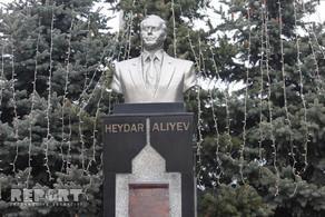 عموم میللی لیدر حیدر علیئوین خاطرهسی بوخارئستده آنیلدی