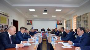 Rusiya ilə hərbi əməkdaşlıq məsələsi müzakirə edildi