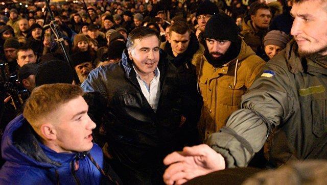 Кремль обеспокоен заявлениями Саакашвили