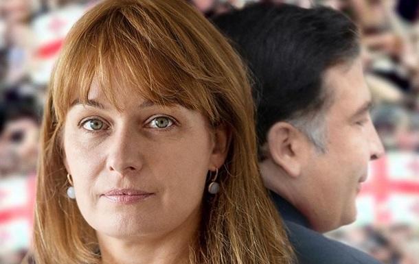 Saakaşvilinin xanımı Rusiya ilə əməkdaşlığın şərtlərini açıqladı