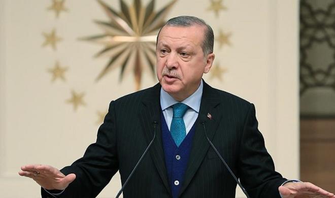 Turkey to 'destroy' terror nests in Syria: Erdogan