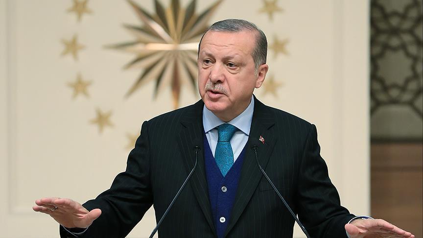 Эрдоган призвал признать Гудс столицей Палестины