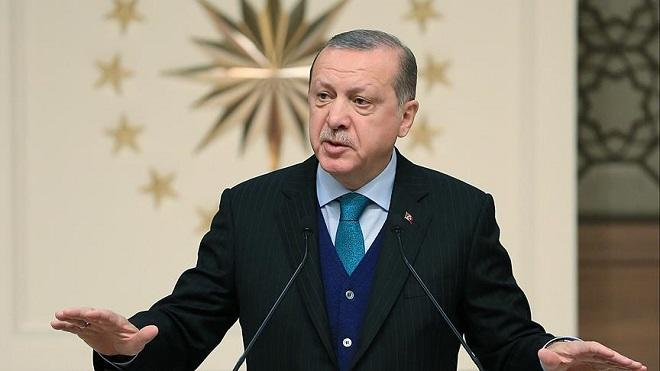 Erdogan to Europe: It can end in one moment!