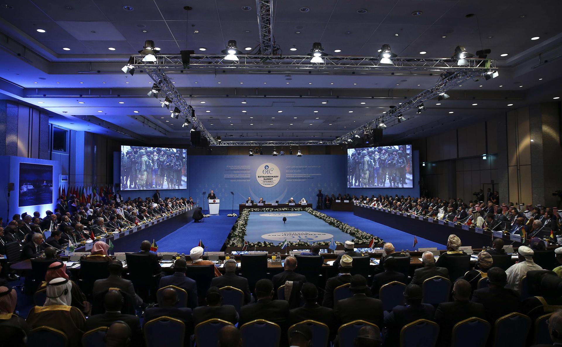 В Стамбуле начал работу саммит по Гудсу -