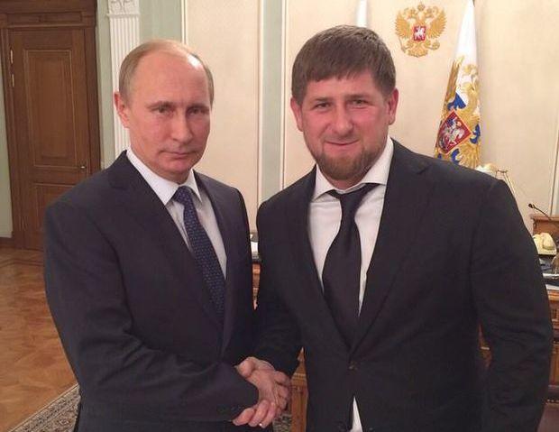 Путин: Рамзан все правильно делает
