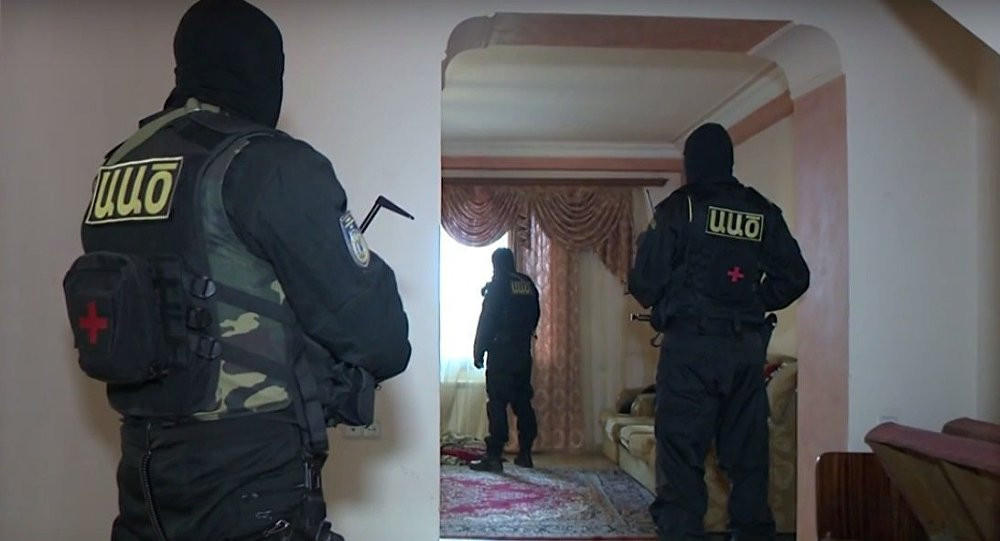 ارمنی کشفیاتی پلیسه قارشی: شعبه اله کئچیریلدی