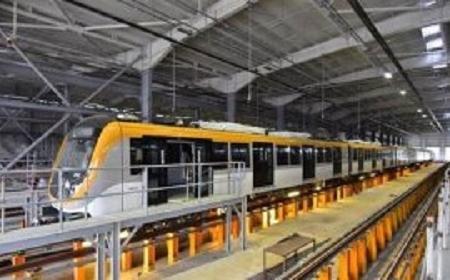 Metroda xəttə maşinistsiz qatarlar buraxılır