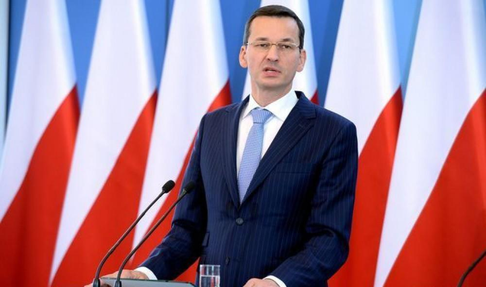 PM to create a NATO military base in Poland