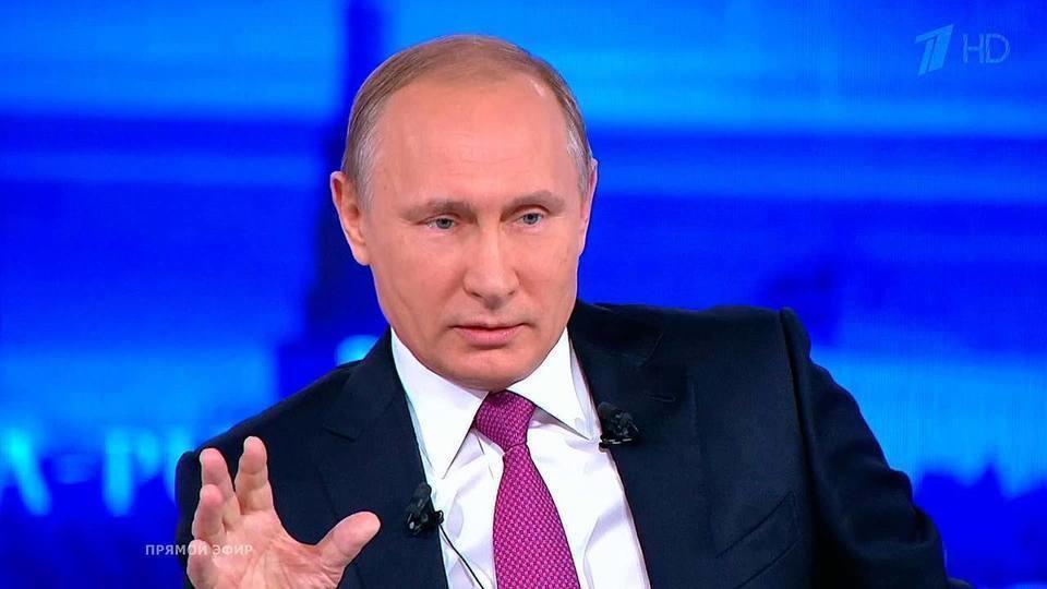 Путин раскритиковал курс НАТО