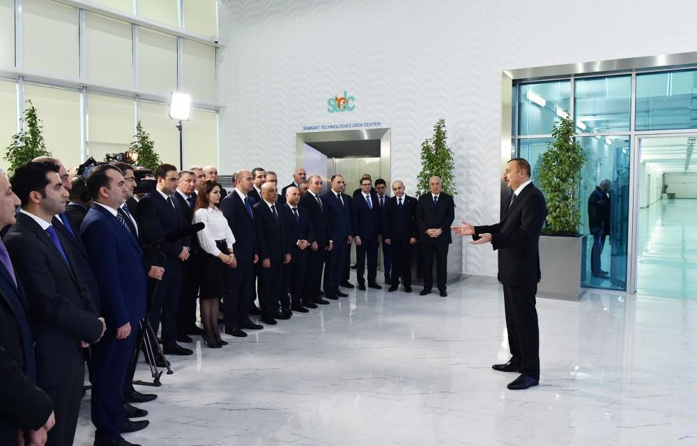 İli uğurla başa vururuq – Prezident açıqladı