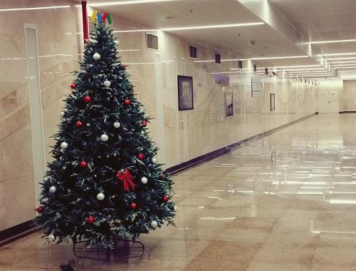 Бакметрополитен готовит новогодний сюрприз - Фото