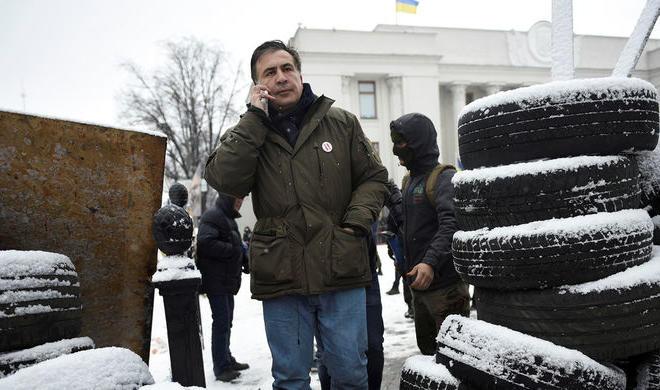 Саакашвили готов договариваться с Порошенко