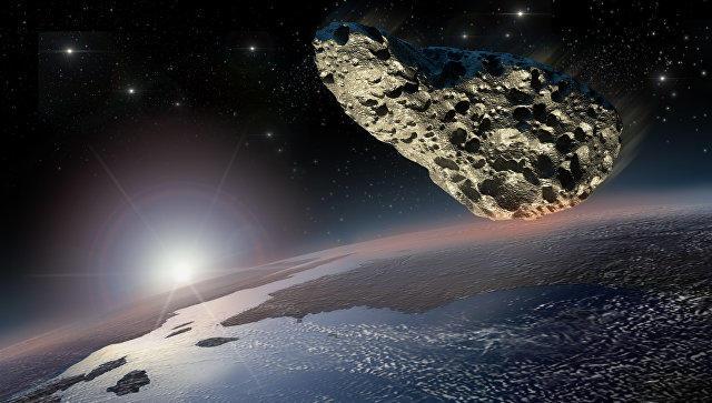 К Земле приближается крупный астероид - NASA