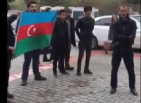 Bayrağımızı endirənin cəzasını Türkiyə verəcək -