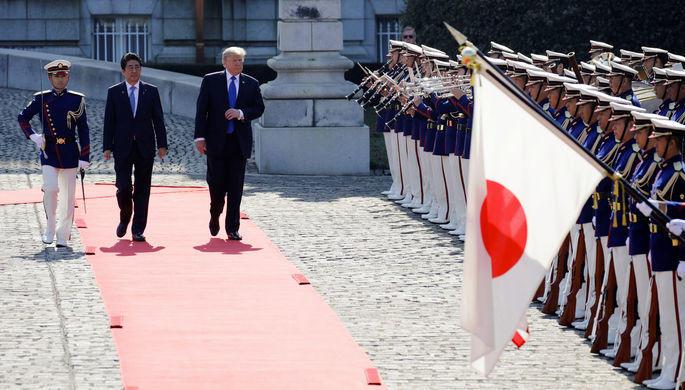 Япония хочет принять рекордный оборонный бюджет