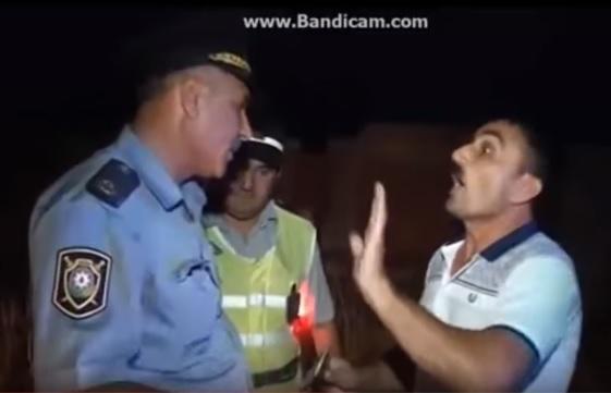 Sürücü: And olsun bu sükana, xaşla vurmuşam – Video