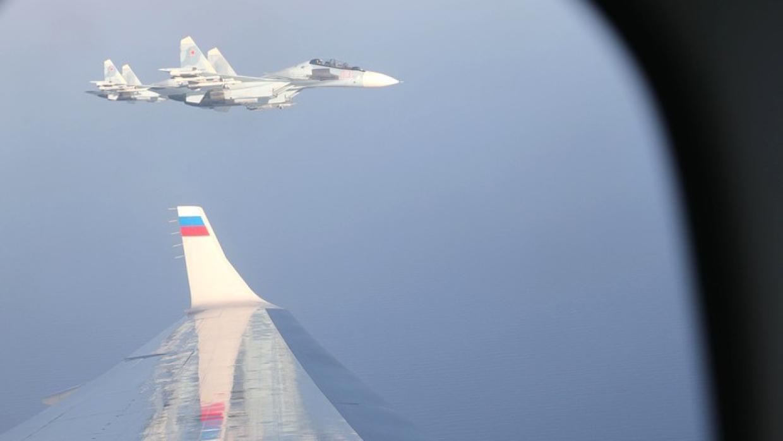 Как летчики прикрыли собой Путина в Сирии - Видео
