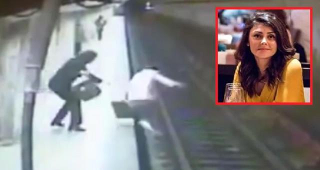 Metroda qadınların davası faciə ilə bitdi - Video