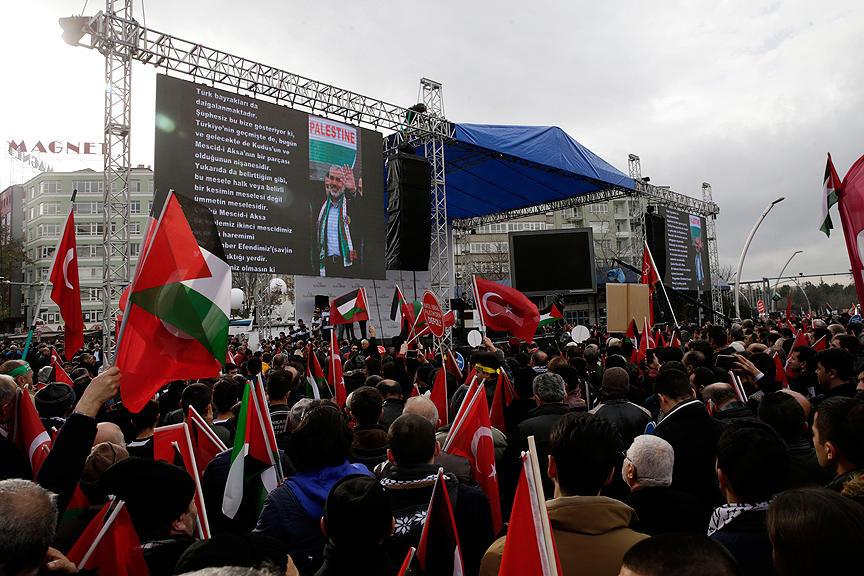 Вся Анкаре поднялась на защиту Гудса