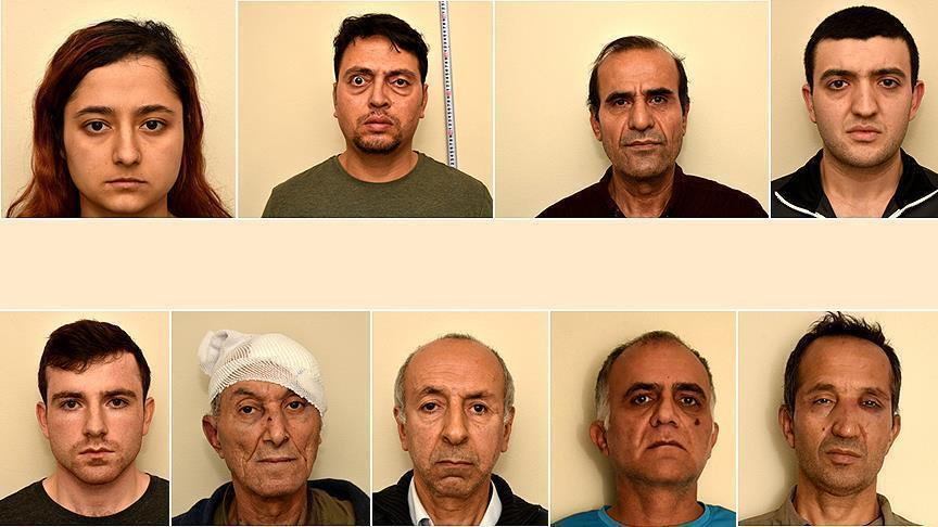 Террористы DHKP-C готовили покушение на Эрдогана