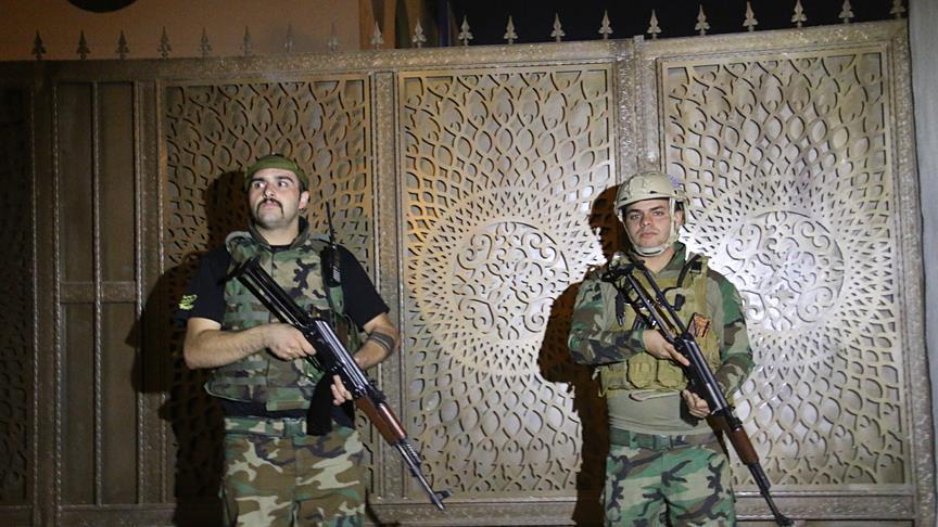 В Киркуке обстреляны структуры иракских туркман