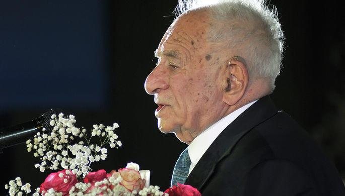 В Москве умер Георгий Натансон