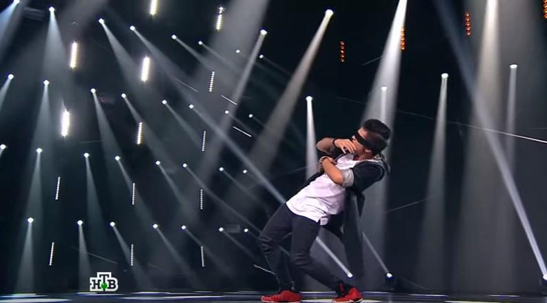 """Азербайджанец прошел в финал """"Ты супер!"""" - Видео"""