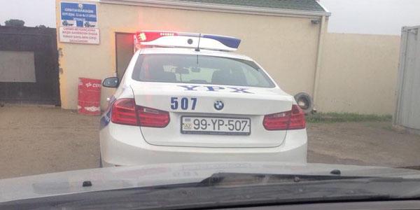 Polis millimizin üzvlərini saxladı - Foto