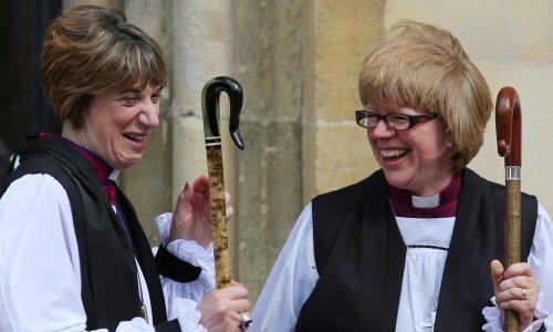 Епископом Лондона впервые стала женщина - Фото