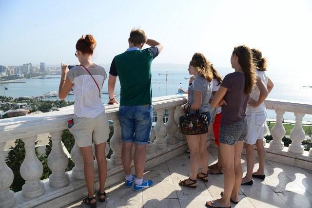 Сколько потратили туристы в Азербайджане?