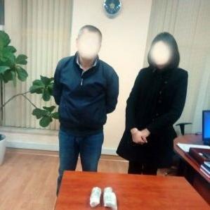 İrandan narkotik gətirən bacı və qardaş Astarada tutuldu