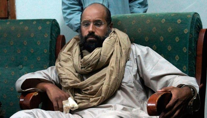 Сын Каддафи примет участие в президентских выборах