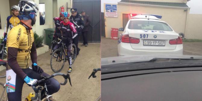 Polis velosipedçiləri hansı qanunla saxlayıb? - Ekspert