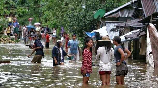 Штормы на Филиппинах: 27 погибших