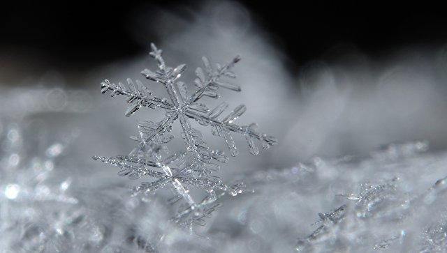 Ученые обнаружили новый вид снежинки
