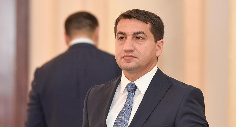 Хикмет Гаджиев призвал к расследованию в Карабахе