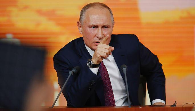 Putin: KTMT-nin 2019-dakı hədəfi...